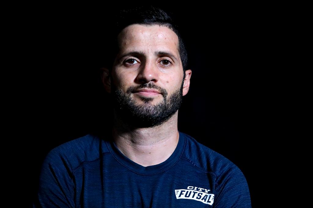 Diego Burato City Futsal Trainer
