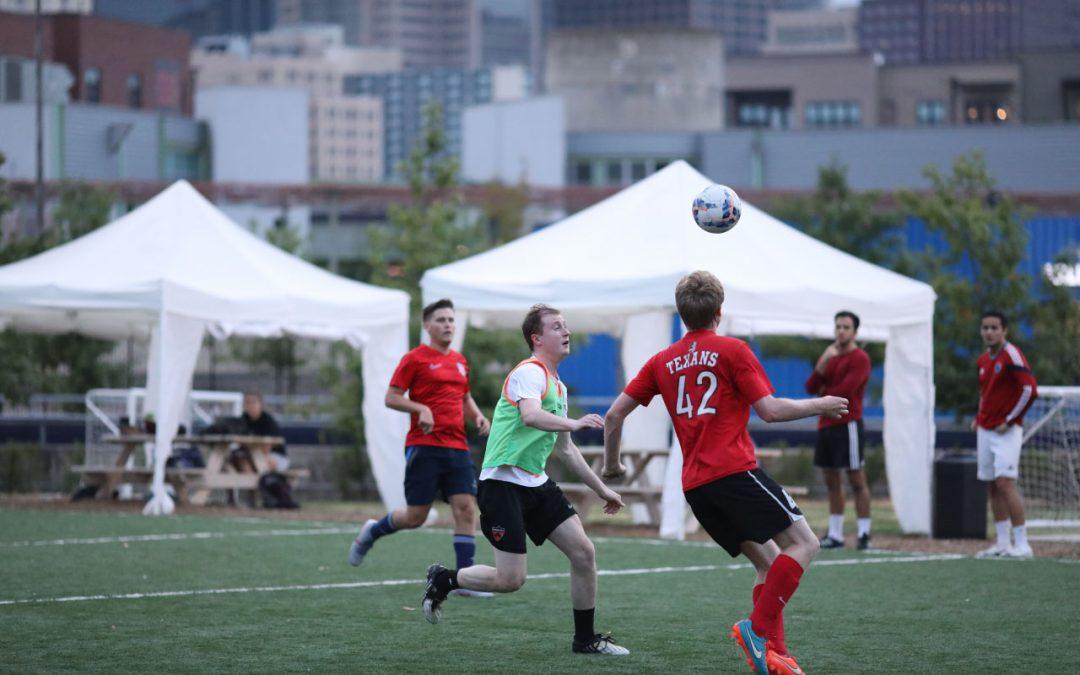 Adult 5V5 Soccer League Rules
