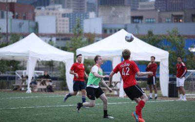 Adult Soccer League Rules