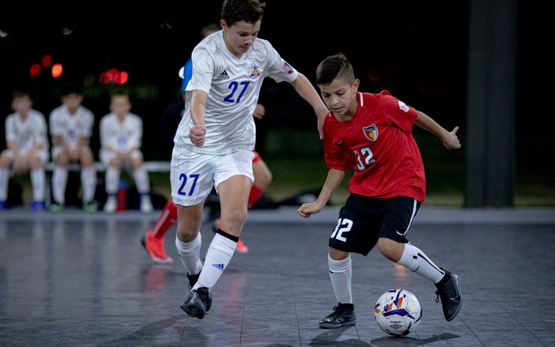 Youth Futsal League Rules