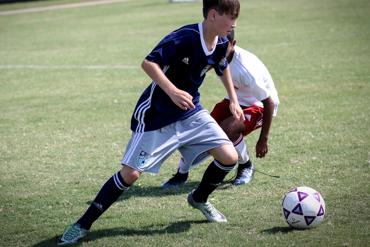 Youth Soccer League at City Sports Park