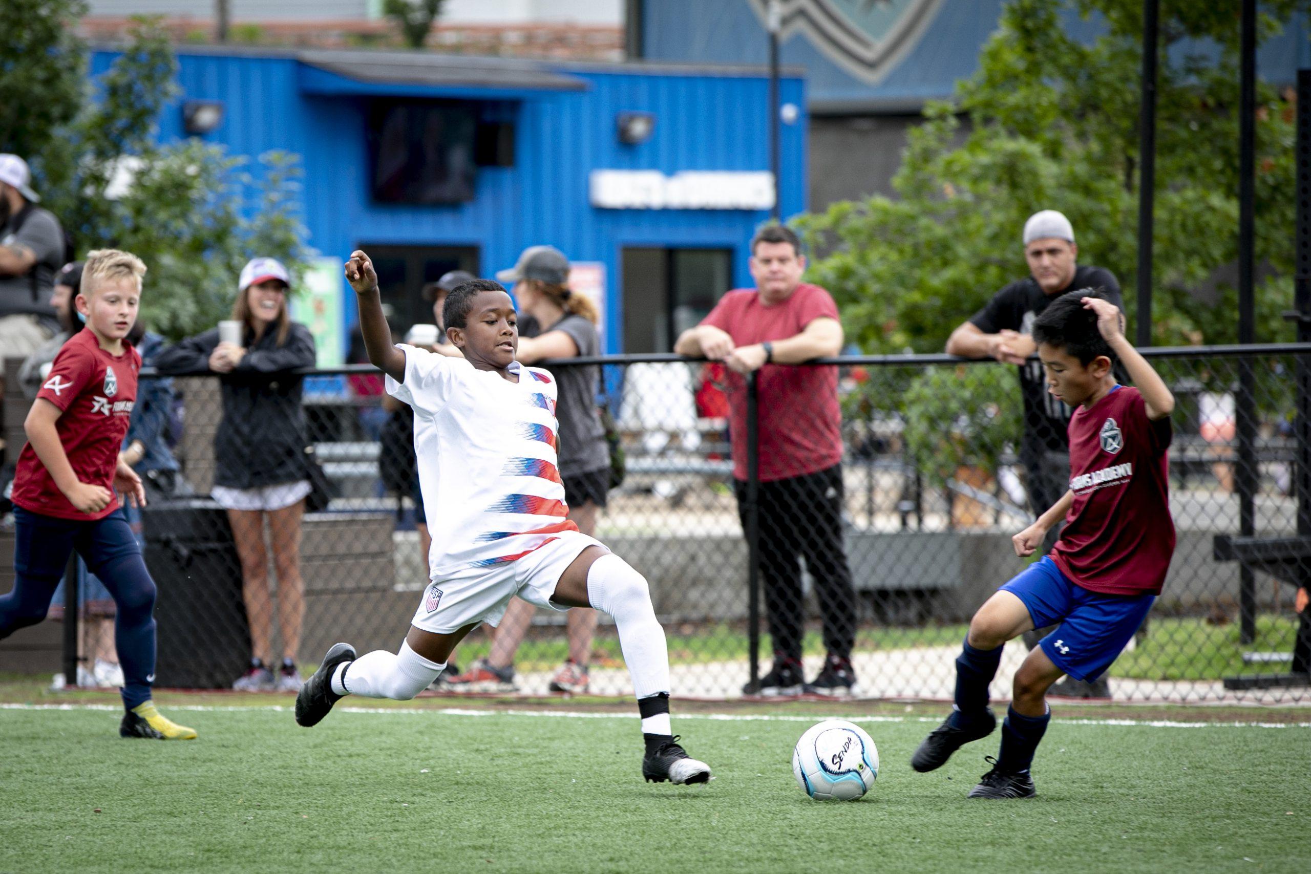 3v3 Soccer