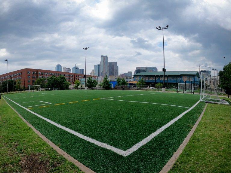 City Futsal Sports Park Turf Field 1