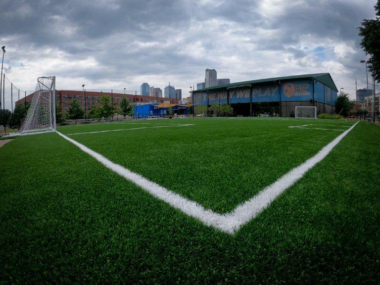 City Futsal Sports Park Turf Field 2